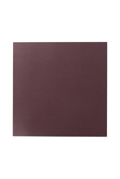 Extra Wall Box - back plate (meerdere kleuren)