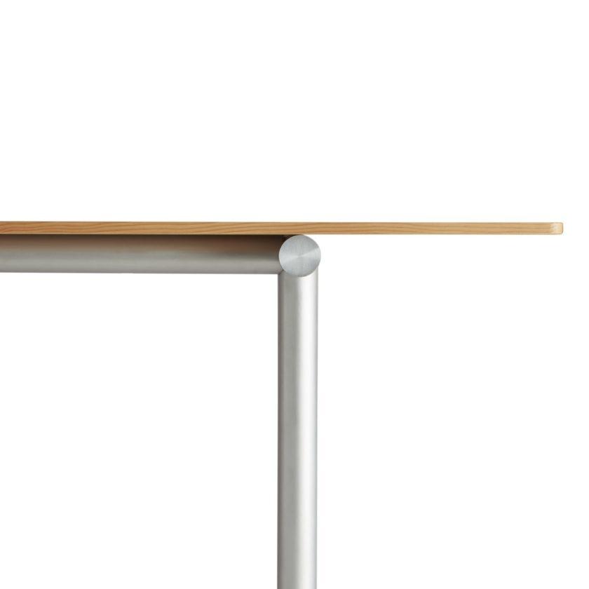Tubby Tube Table - Alu Frame 200 x 90 cm.-5