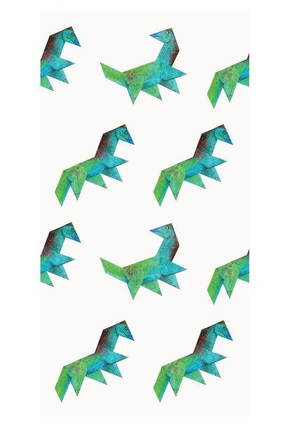 Tangram Dino - 97.4 x 280