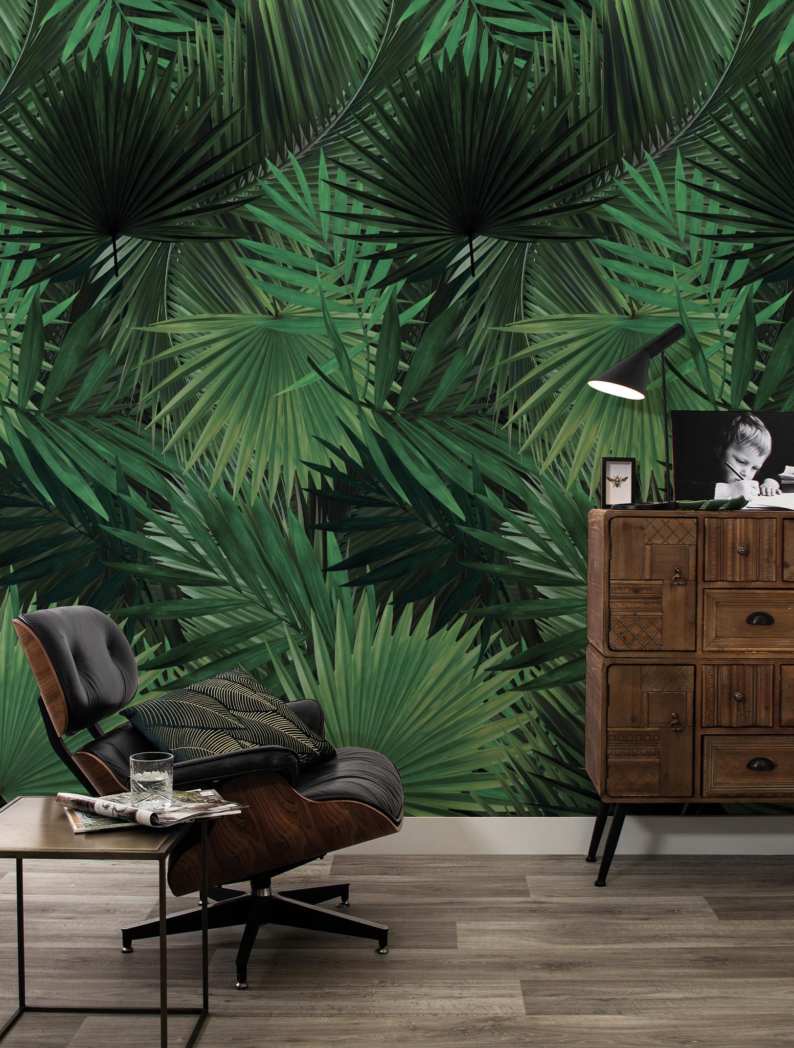 Behang Palm - 97.4 x 280-2