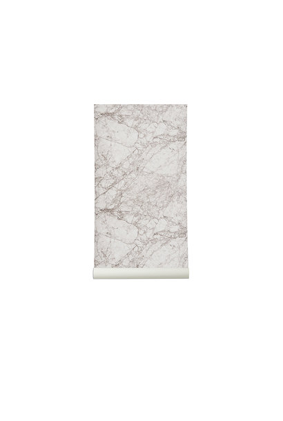Marble Wallpaper - Grey