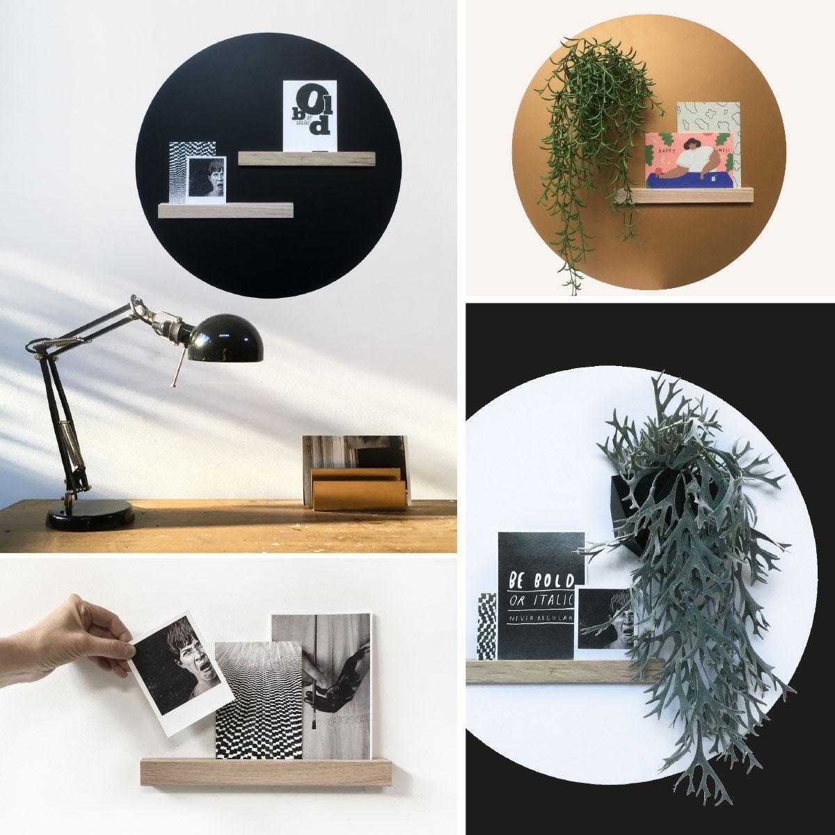 Magnetic sticker - white-3