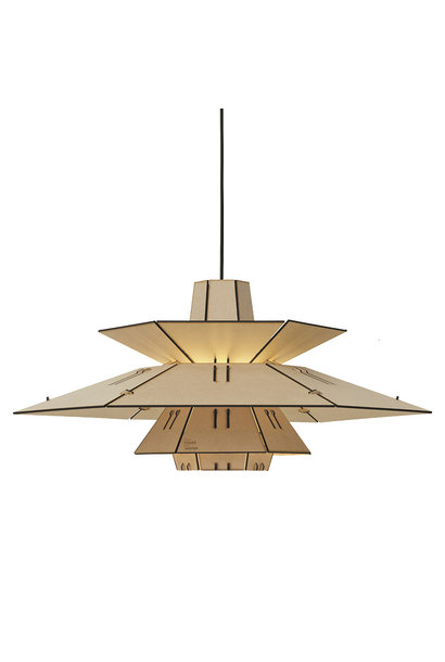 PM5 Hanglamp - Naturel