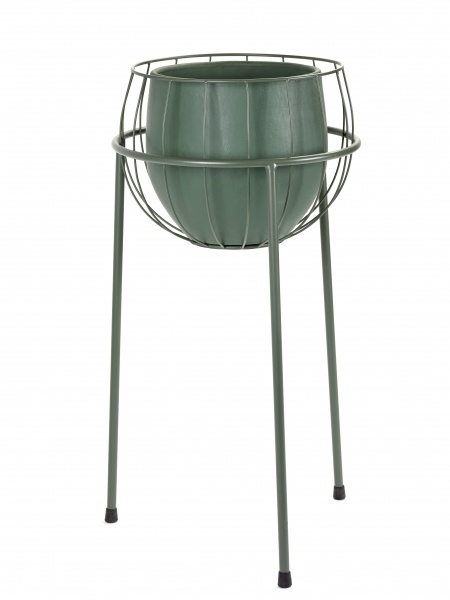 Pot in a Cage + Standaard-2