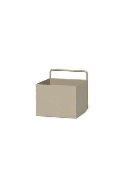 Wall Box - Square (meerdere kleuren)