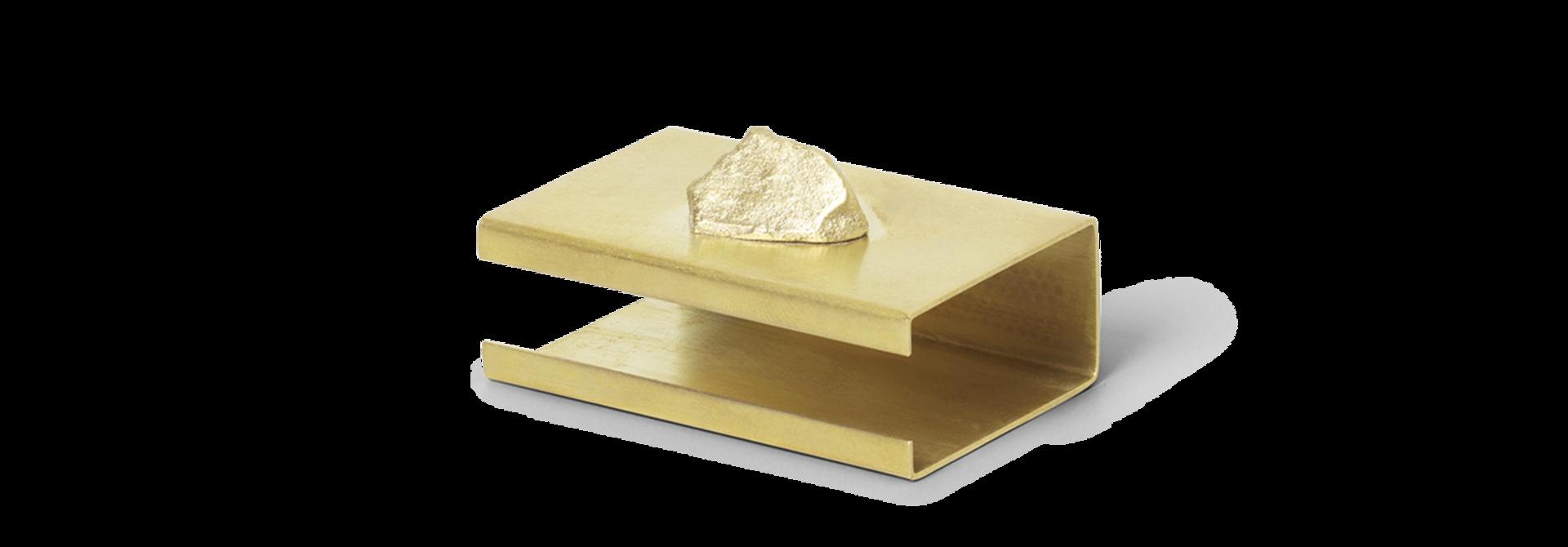 Stone Matchbox Cover