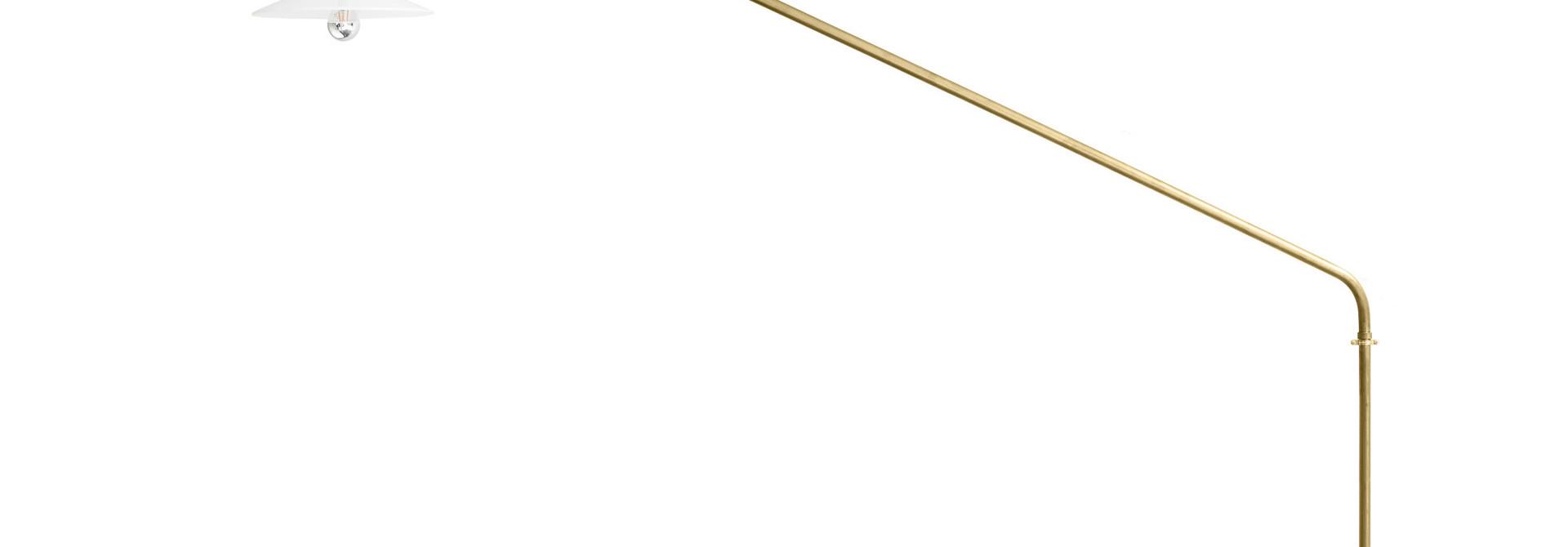Hanging Lamp No. 1 Brass
