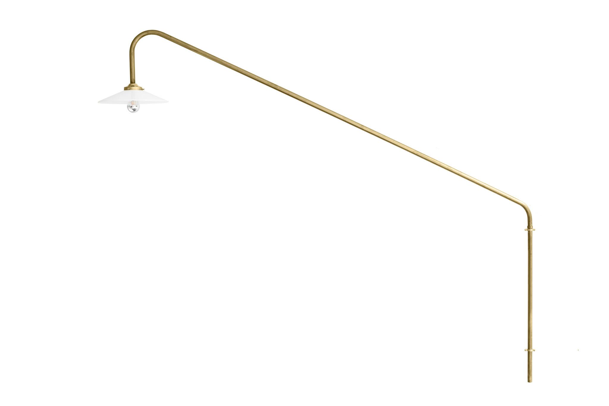 Hanging Lamp No. 1 Brass-1