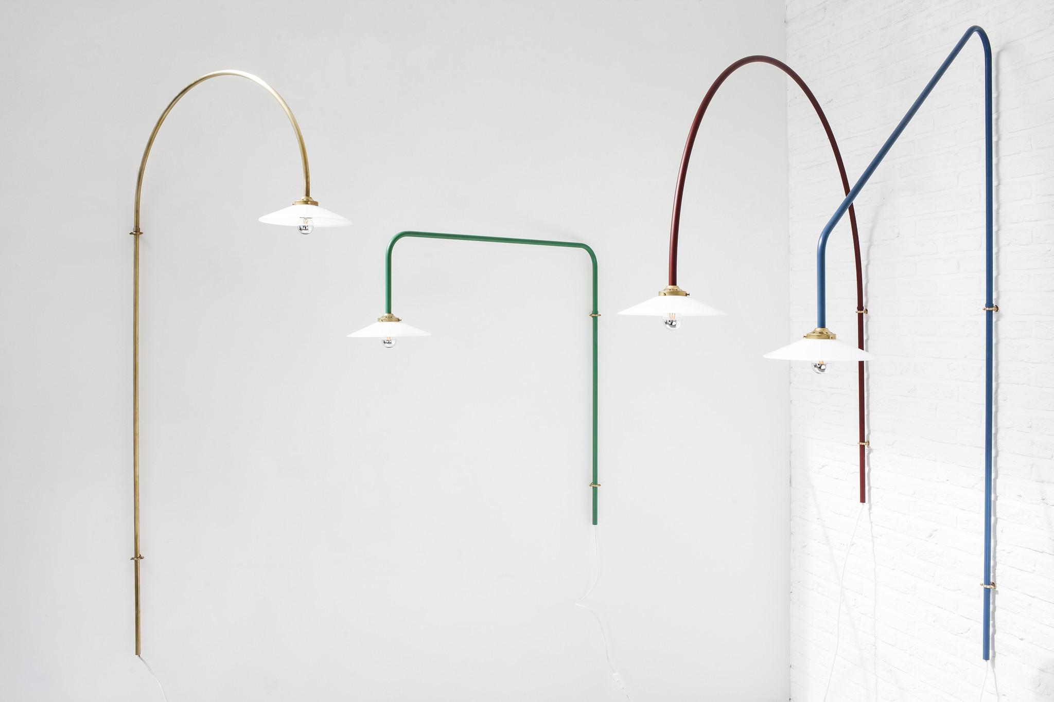 Hanging Lamp No. 1 Brass-2