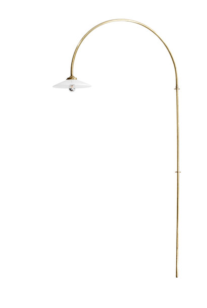 Hanging Lamp No. 2 Brass