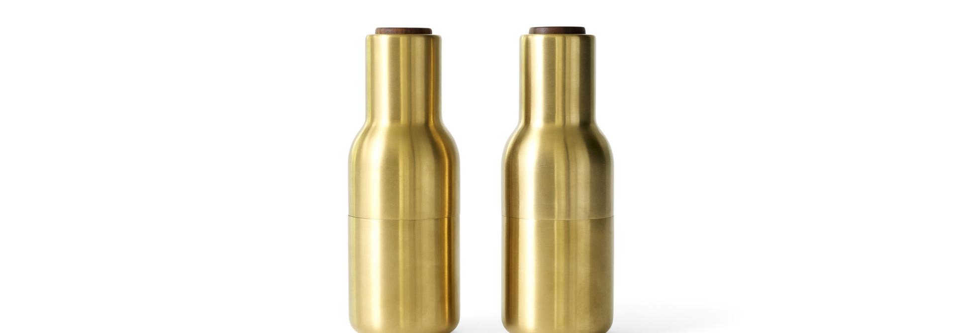 Bottle Grinders, Brass