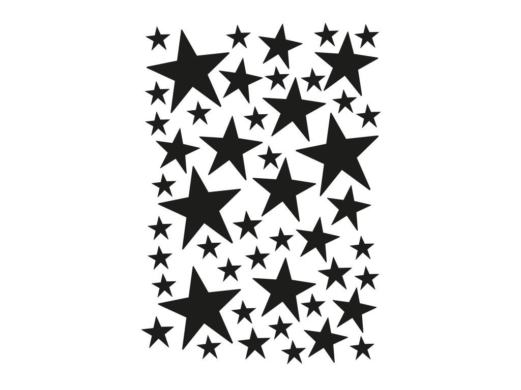 Mini Stars Wallsticker-1