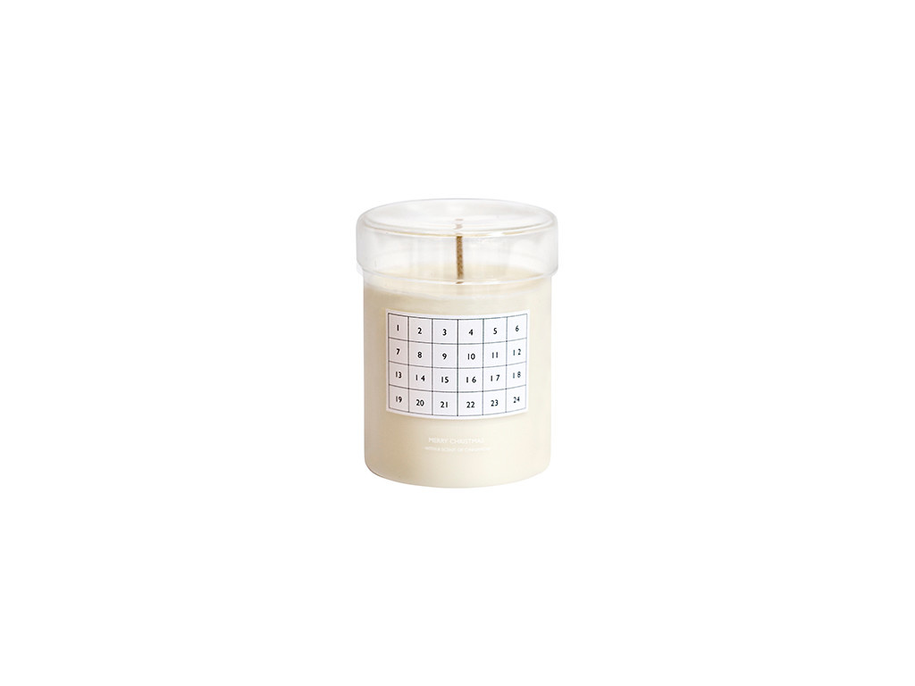 Scented Candle - Christmas Calendar-1