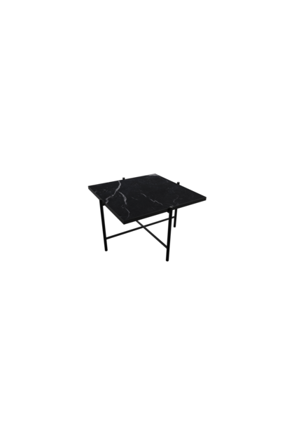 Coffee table 60 - Black frame