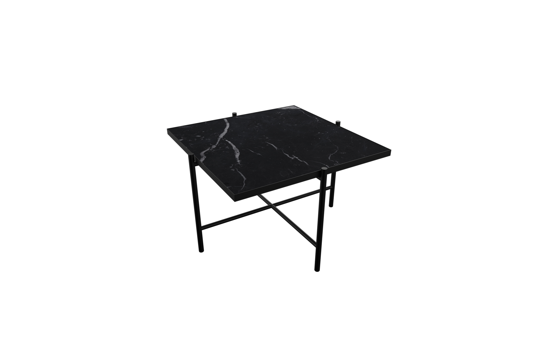 Coffee table 60 - Black frame-1