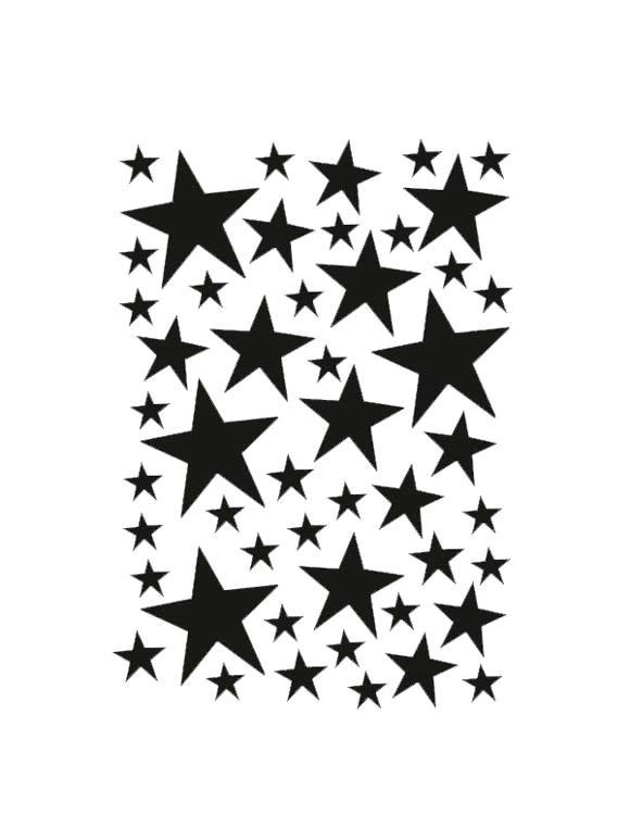 Mini Stars Wallsticker-5