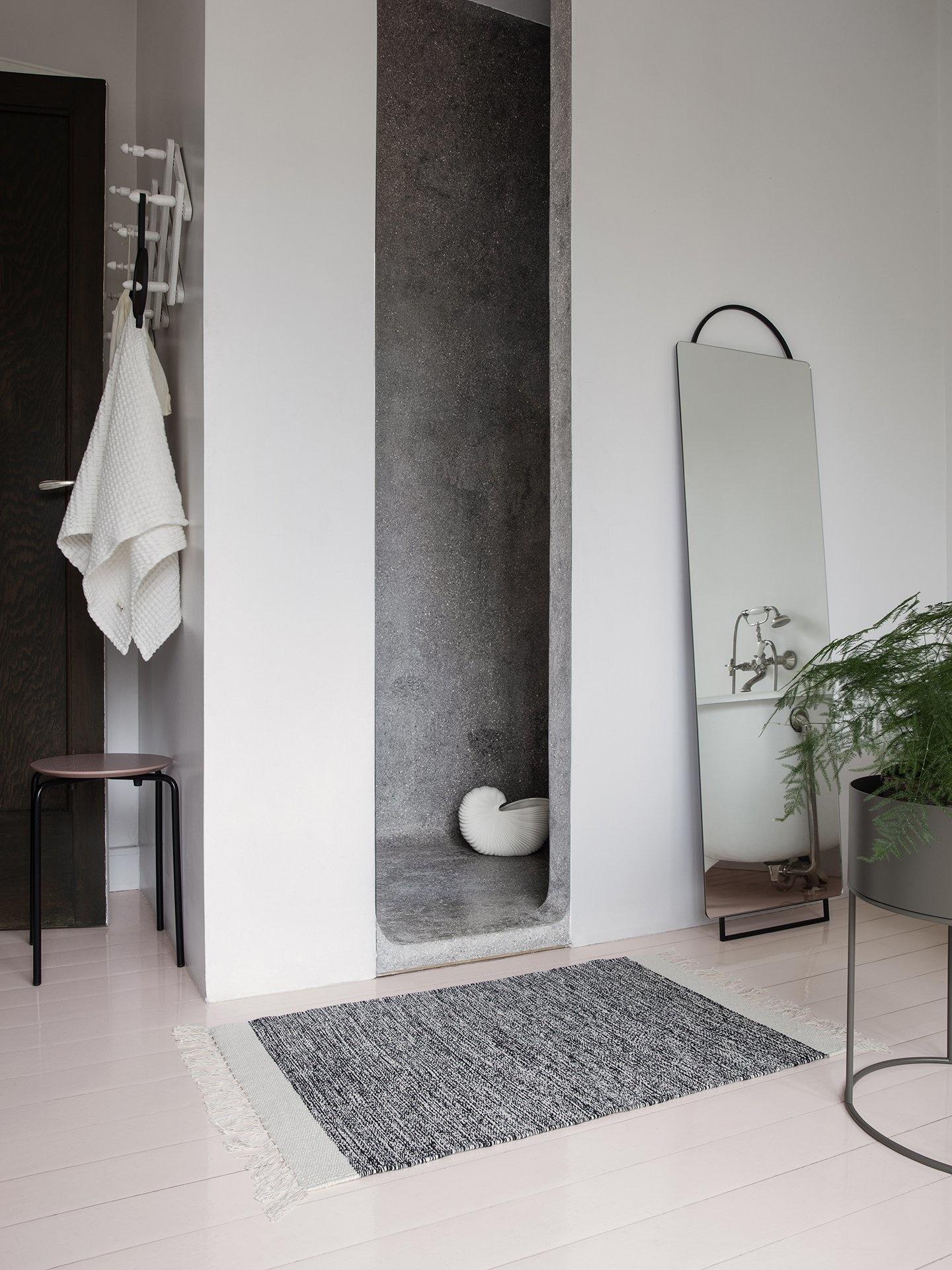 Adorn Mirror - Full Size - black-2