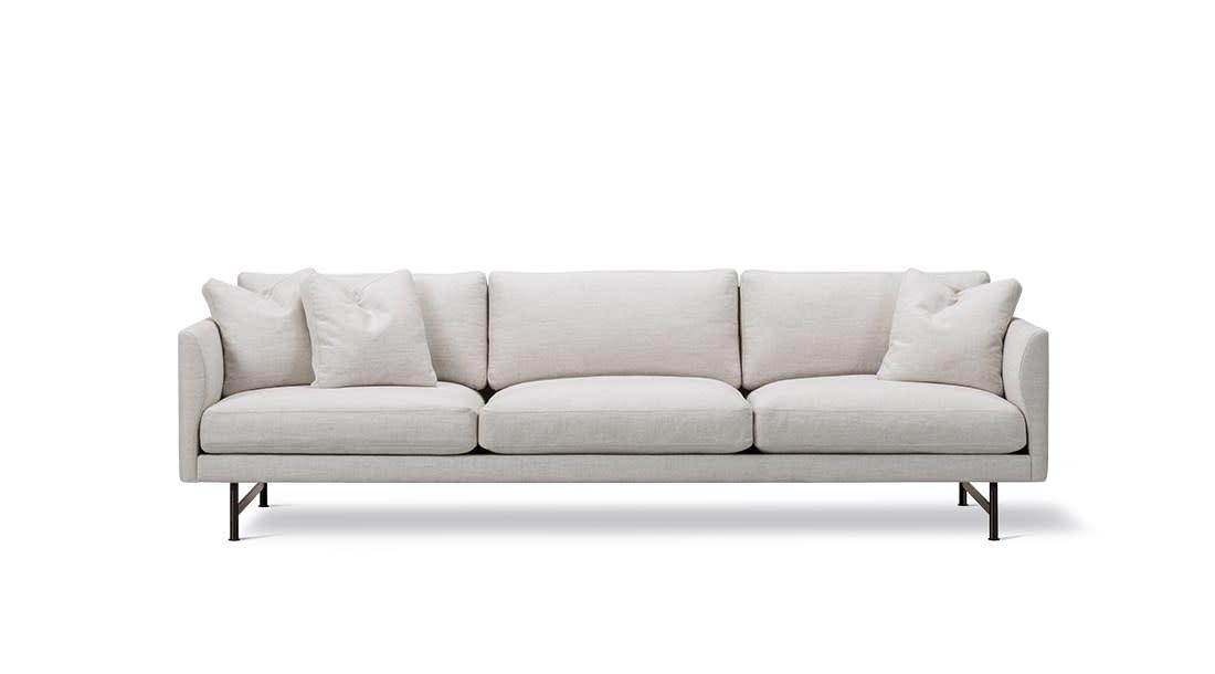 Calmo sofa 3 seater 80 metal-1