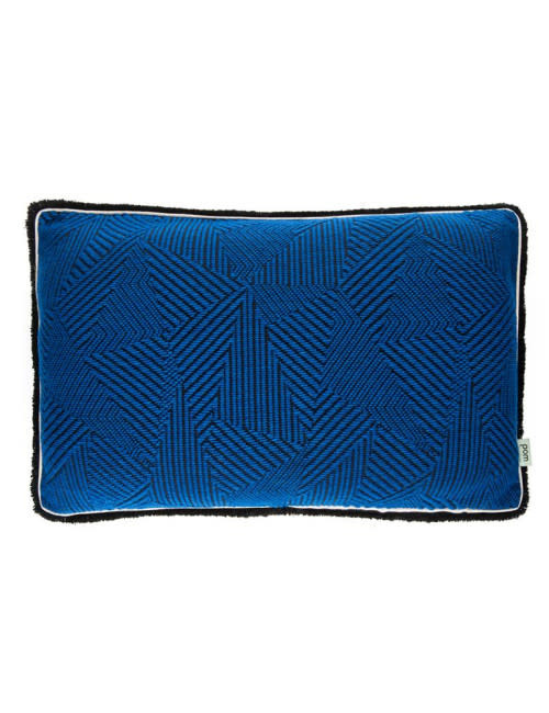 Royal Mousse Throw Blue 40 x 50-1