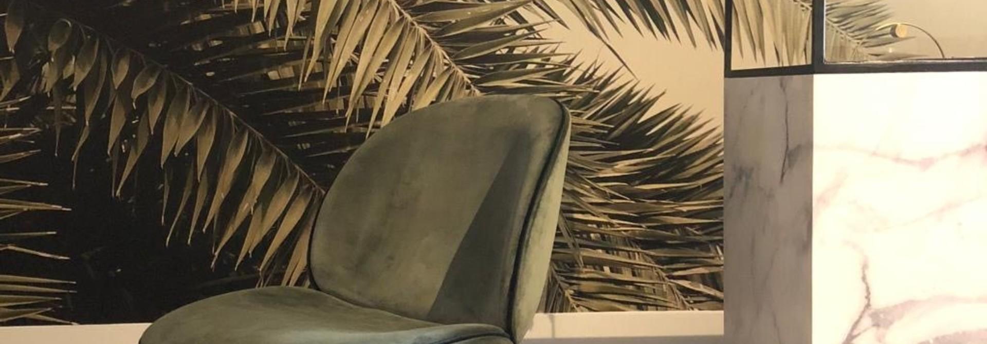Beetle Lounge Chair Showroommodel
