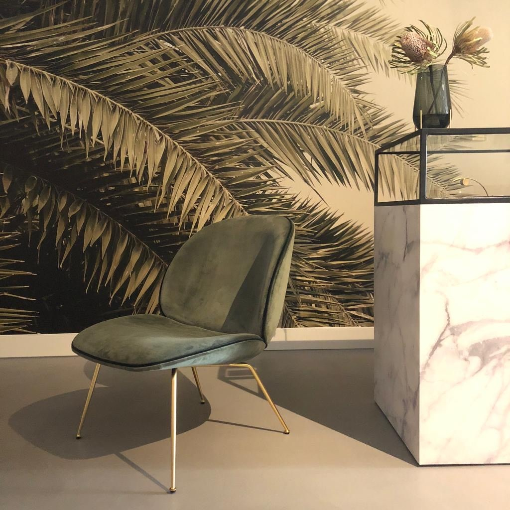 Beetle Lounge Chair Showroommodel-1