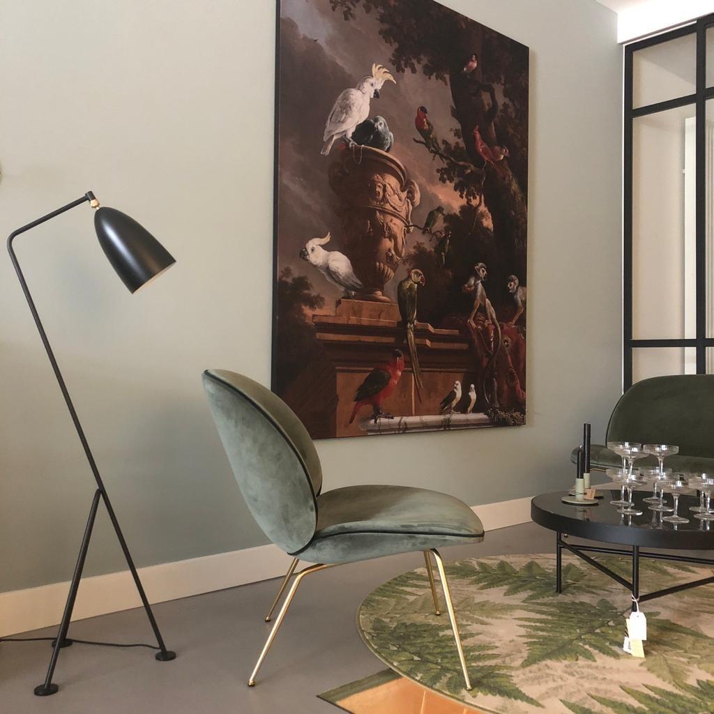 Beetle Lounge Chair Showroommodel-2