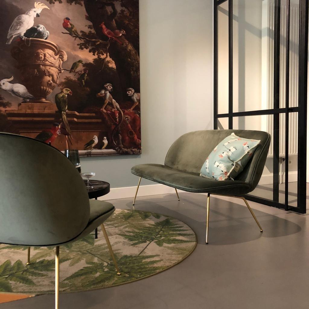 Beetle Sofa Showroommodel-2