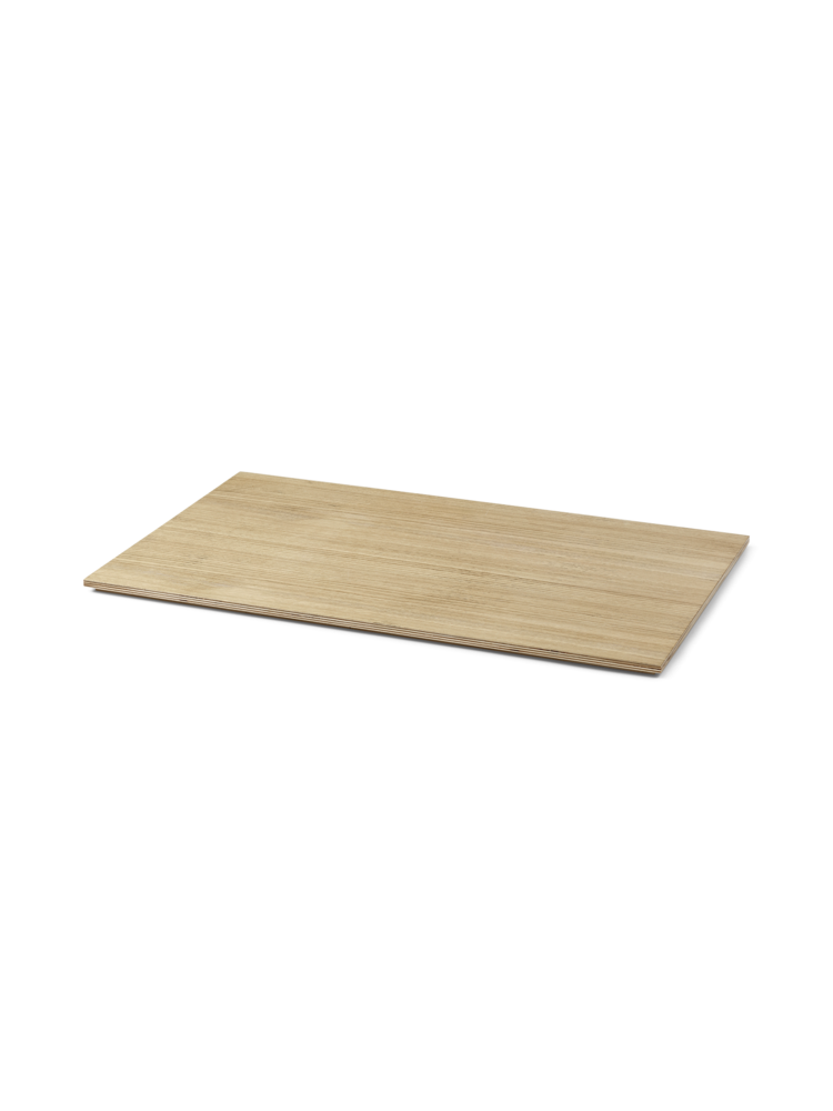 Tray for Plant Box Large - Wood-1