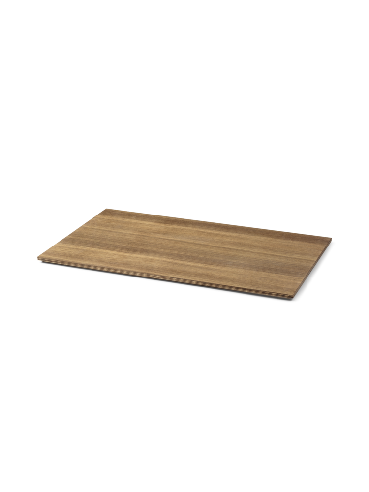 Tray for Plant Box Large - Wood-3