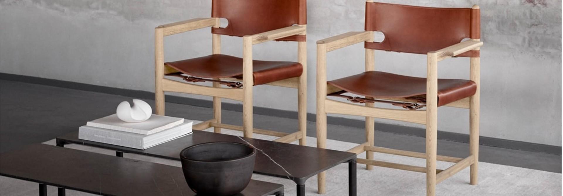 Spanish Dining Chair Armchair