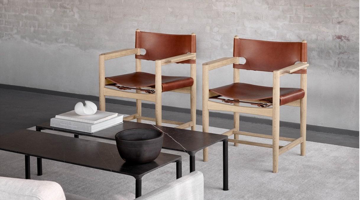 Spanish Dining Chair Armchair-1