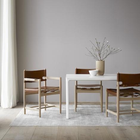 Spanish Dining Chair Armchair-2