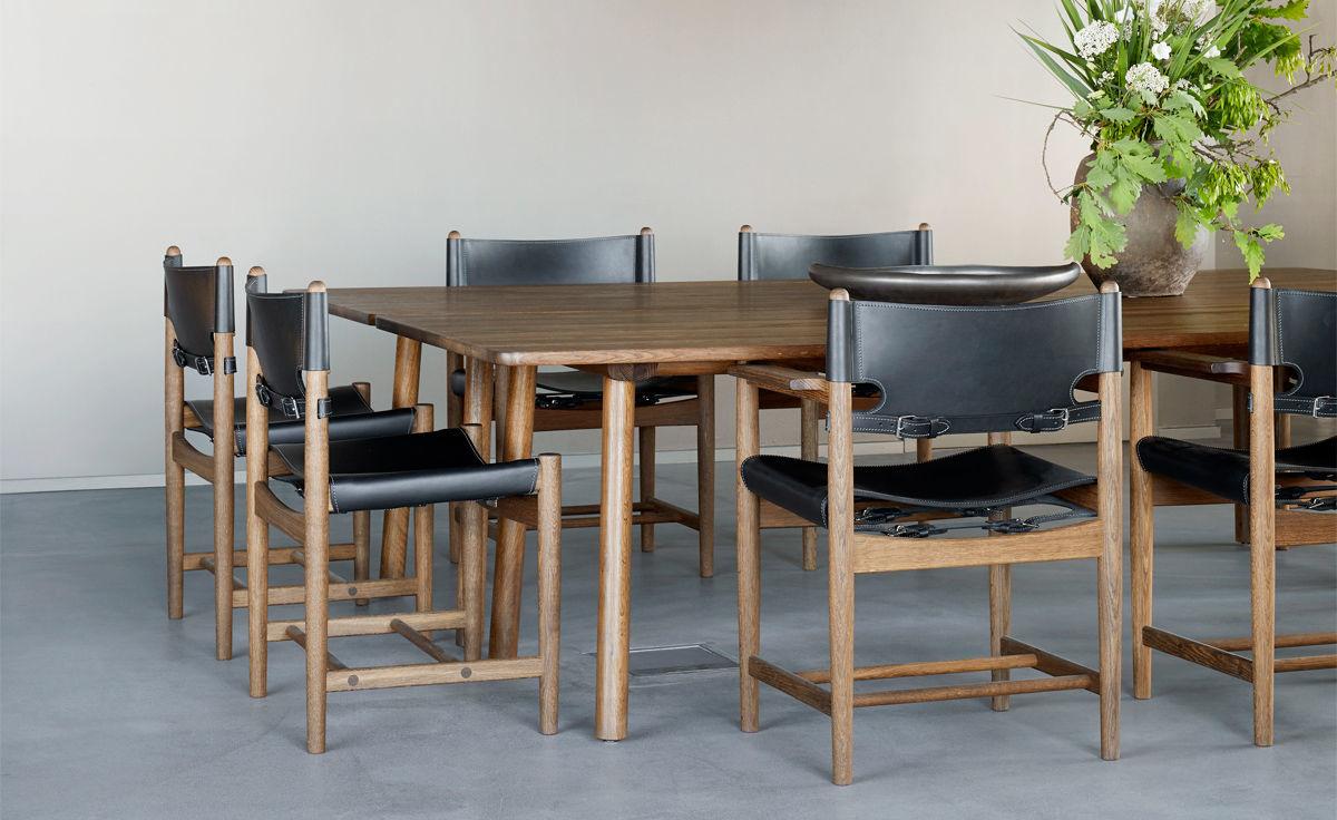Spanish Dining Chair Armchair-3