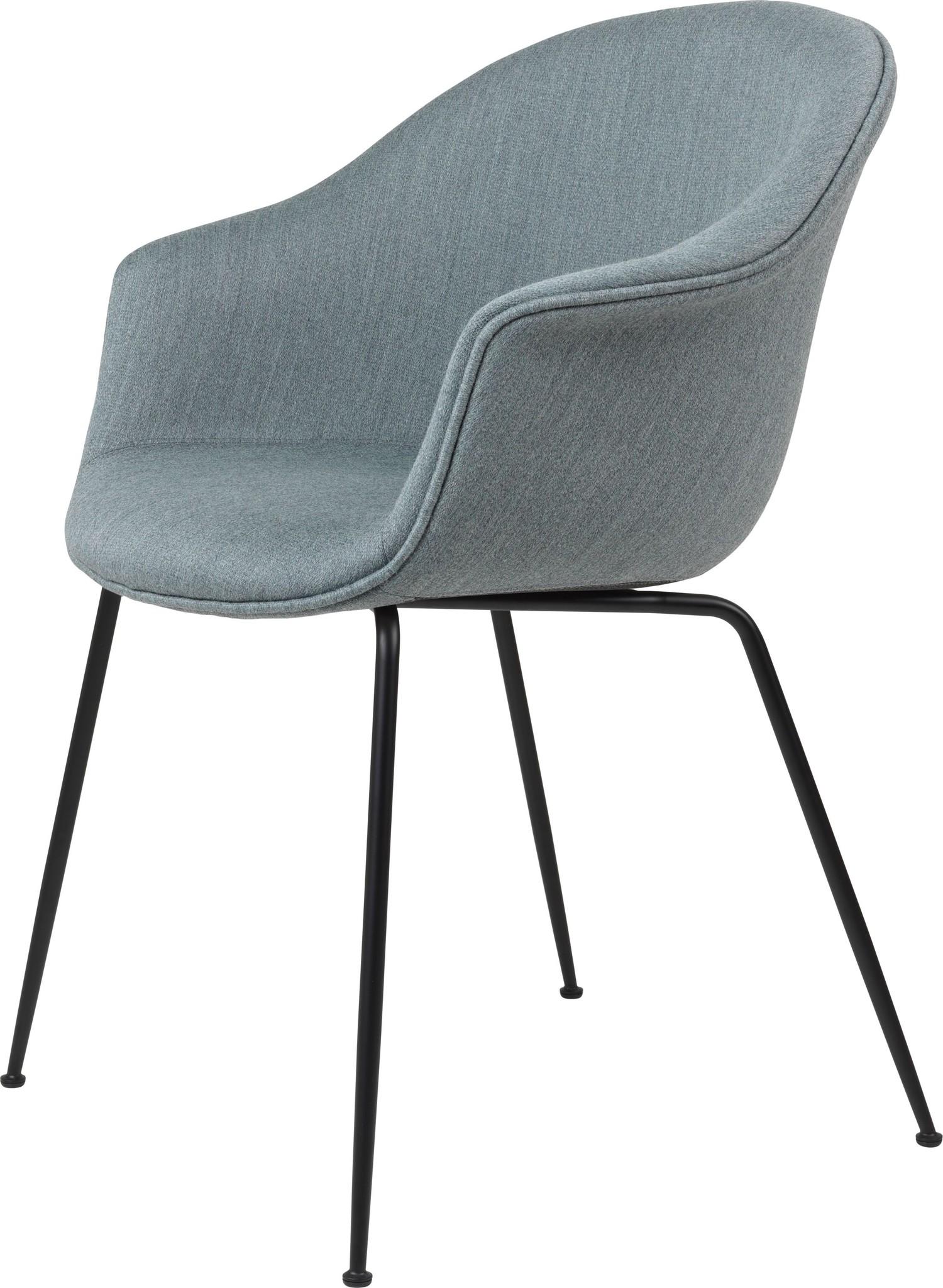 Bat Chair Volledig Gestoffeerd - Brass / Black - Vanaf € 898.00-2