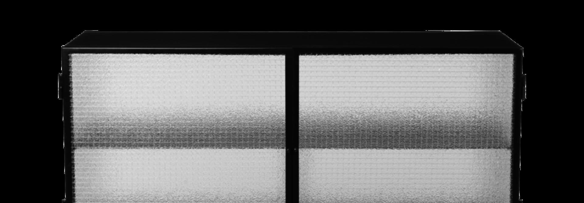 Haze Sideboard Black
