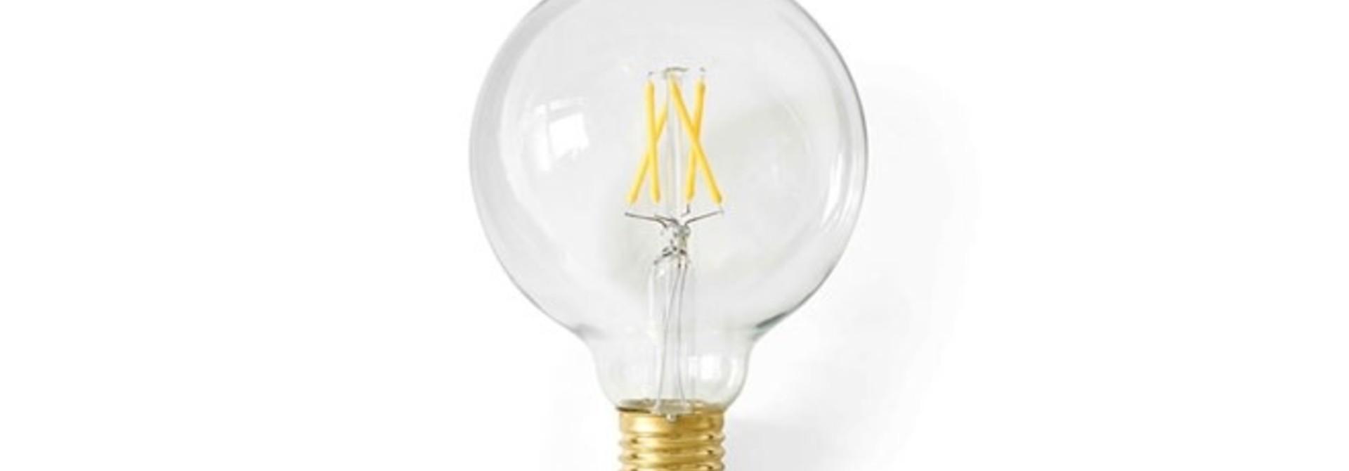 Clear Bulb - 9,5