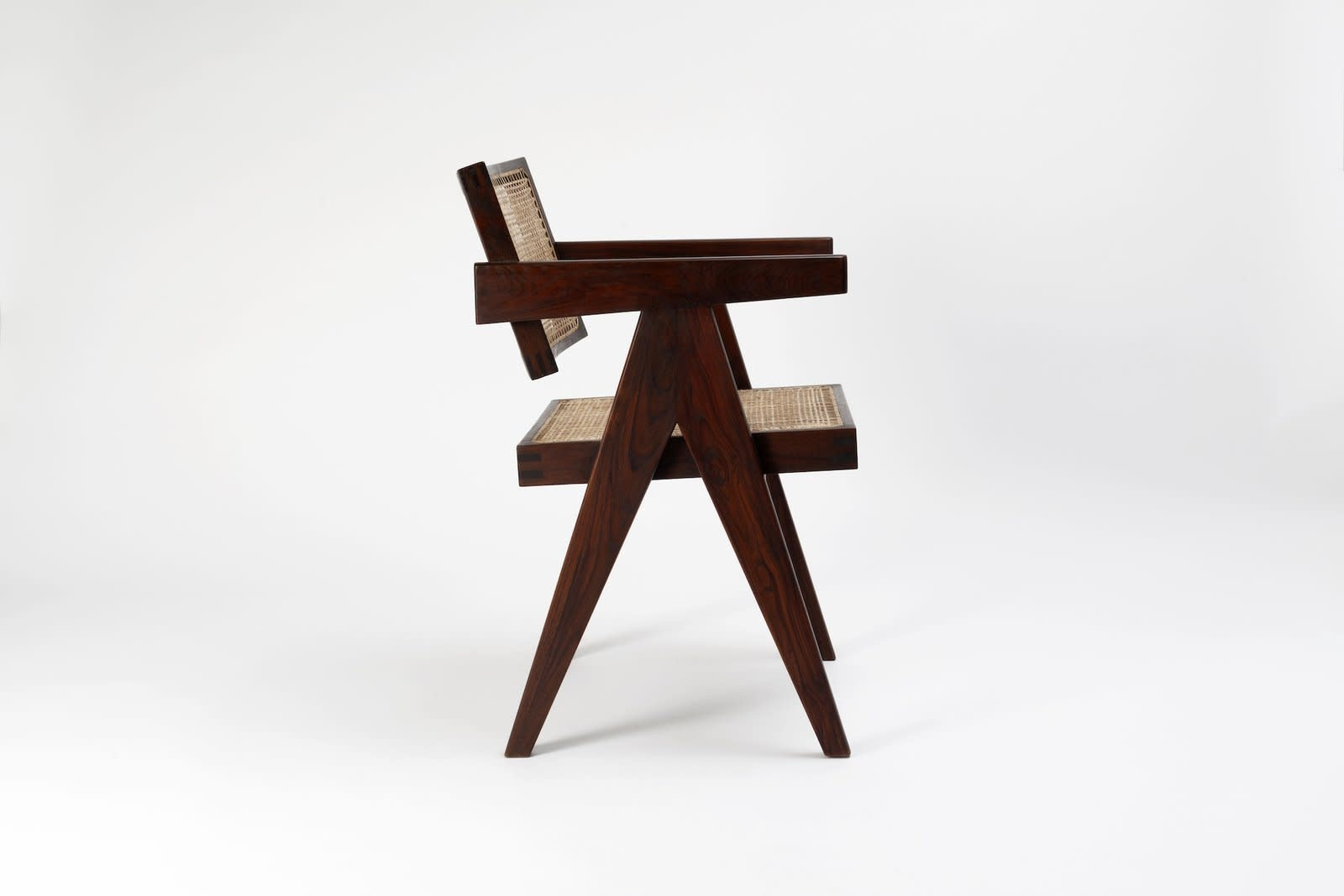 Pierre Jeanneret Office Chair-5