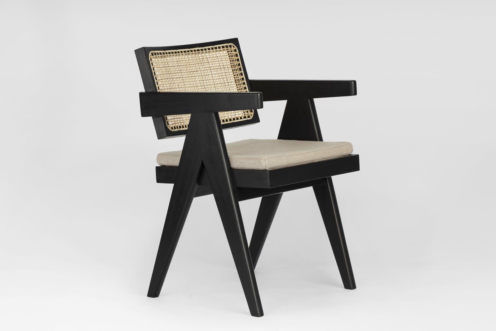 Pierre Jeanneret Office Chair-3