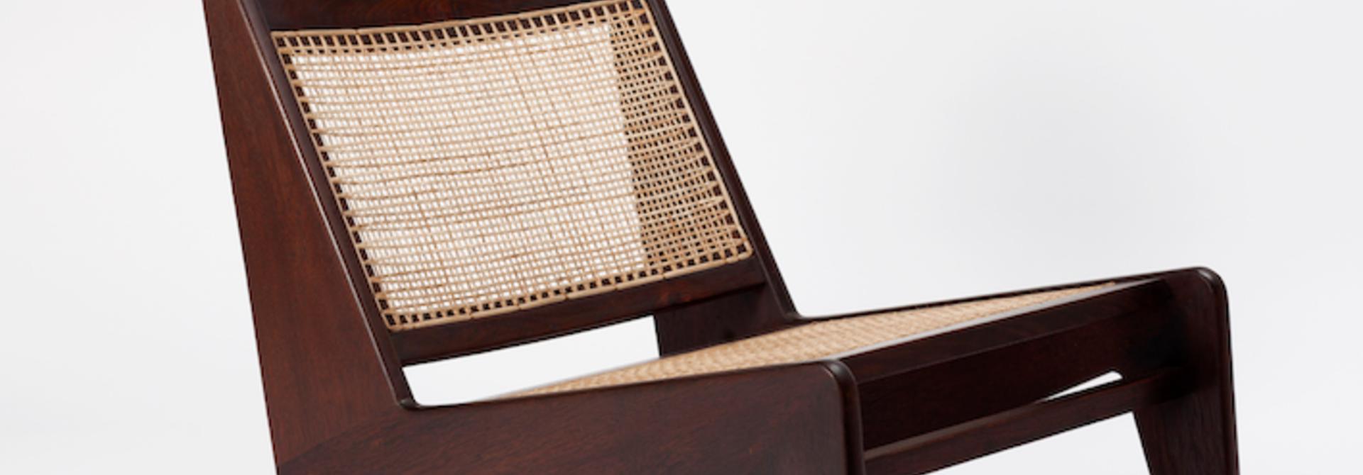 Kangaroo Chair - Pierre Jeanneret