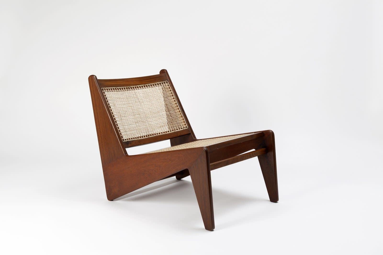 Kangaroo Chair - Pierre Jeanneret-3