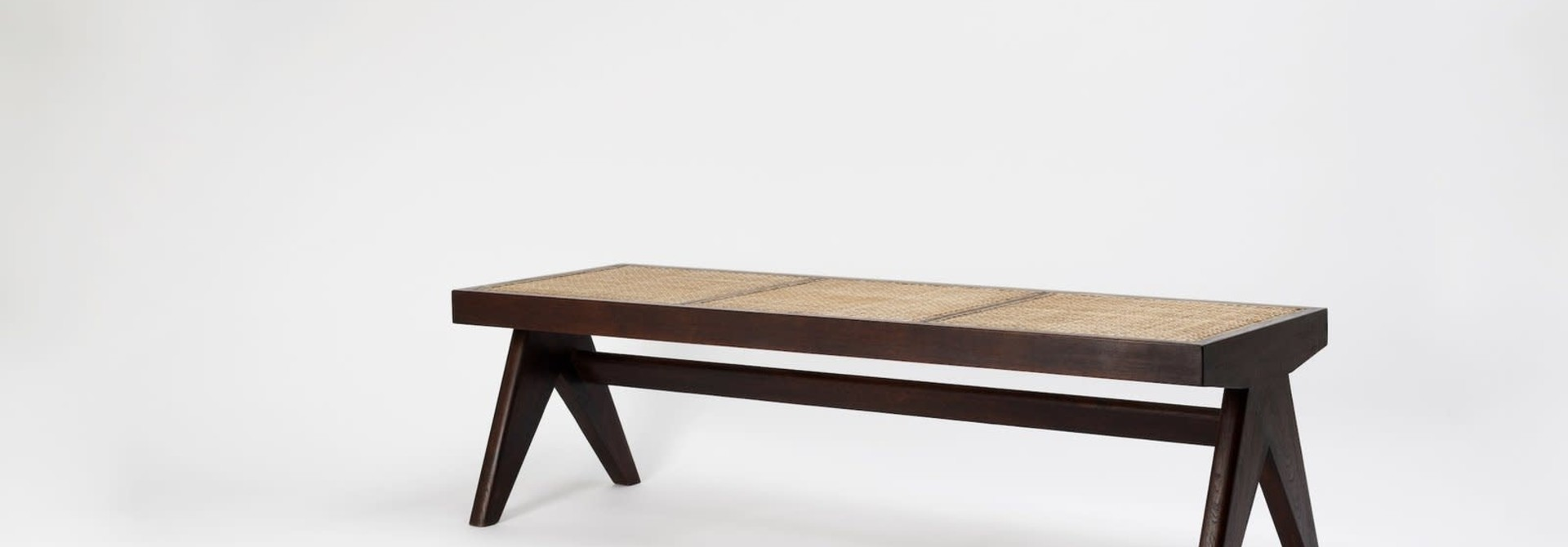 Library Bench - Pierre Jeanneret