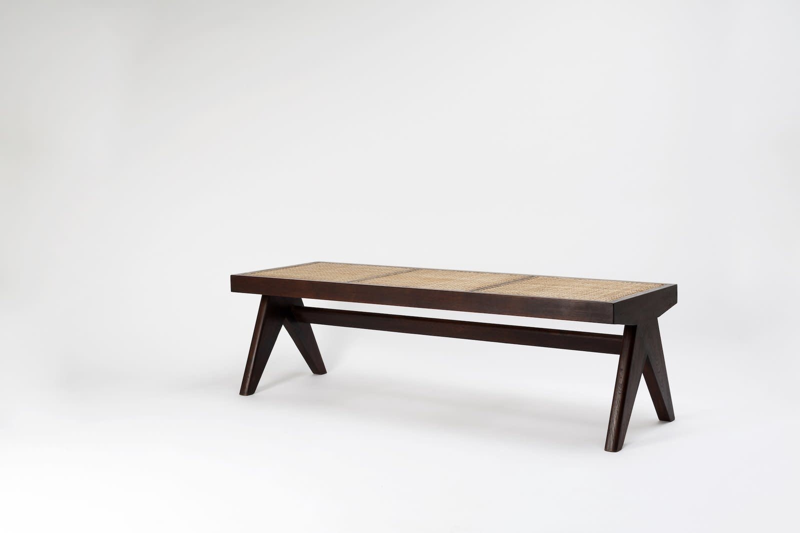 Library Bench - Pierre Jeanneret-1
