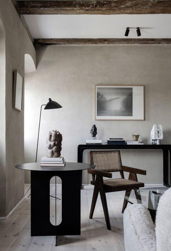 Pierre Jeanneret Office Chair-6