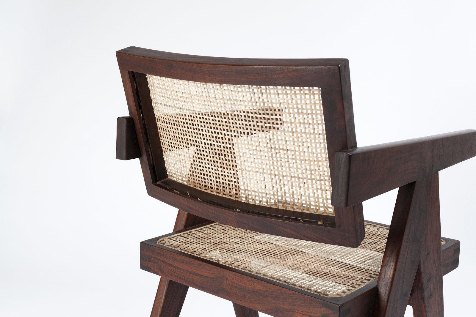 Pierre Jeanneret Office Chair-10