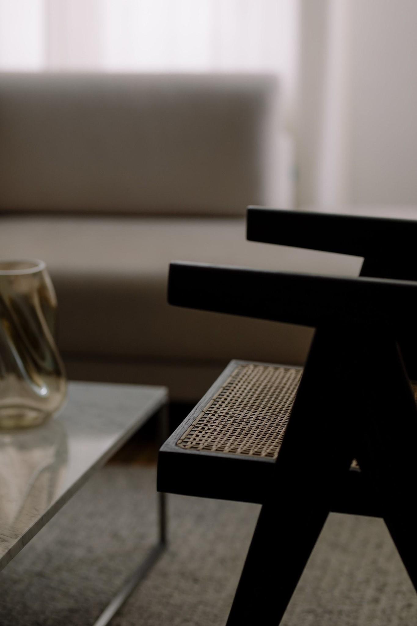 Pierre Jeanneret Office Chair-11