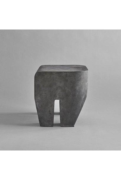 Sculpt Stool Concrete