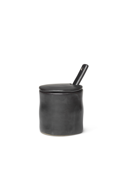 Flow Jam Jar - Black