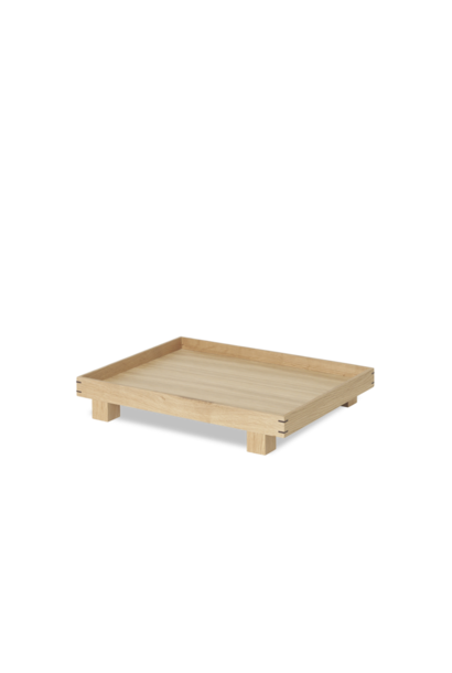 Bon Wooden Tray - Small - Oak