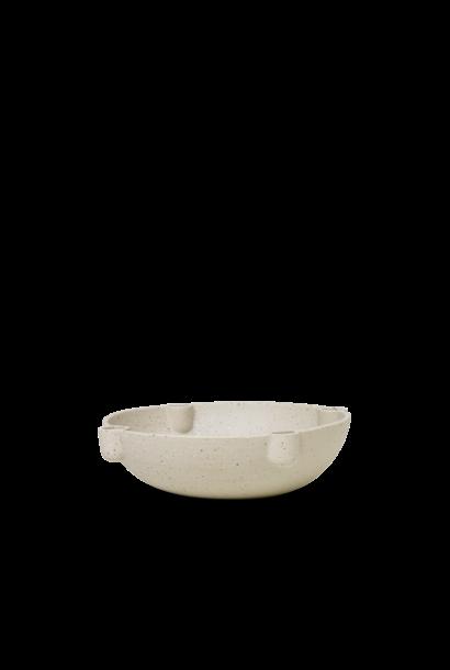 Bowl Candle Holder - Ceramic - Large