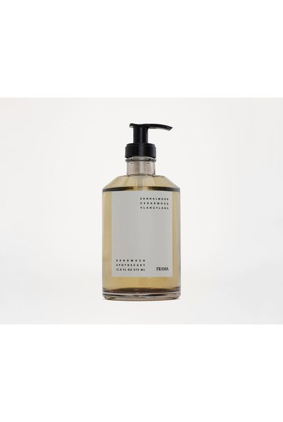 Apothecary Hand Wash - 375 ml